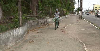 Ciclovias são insuficientes em João Pessoa - Especialista fala sobre como a cidade poderia melhorar as condições de quem usa a bicicleta como meio de transporte.