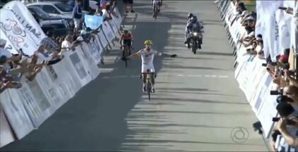 Ciclista paraibano se destaca no Tour de San Luiz - Kléber Ramos venceu a etapa Rainha do Tour, realizada no último sábado. No geral, ele terminou em 23º lugar entre os 144 competidores