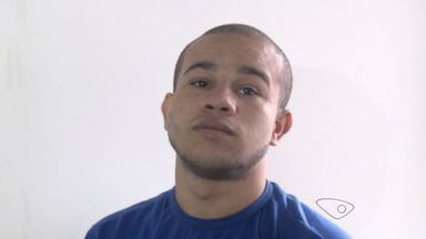 Polícia apresenta suspeito de matar menino de 10 anos, no ES - Homem está preso desde junho de 2014.