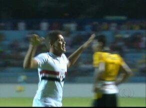 Gol de jogador tocantinense na Copa São Paulo é finalista como um dos mais bonitos - Gol de jogador tocantinense na Copa São Paulo é finalista como um dos mais bonitos