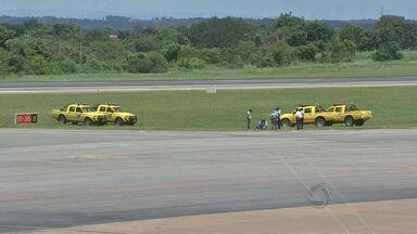 Apagões no Aeroporto Marechal Rondon causam apreensão - Apagões no Aeroporto Marechal Rondon causam apreensão