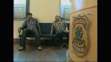 Tripulantes de navio liberiano devem deixar Brasil na quarta (28) - PF investiga se houve trabalho escravo no navio.