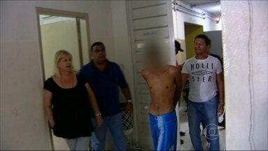 Adolescente confessa ter matado guarda-civil em São Paulo - O menor, de 14 anos, não demonstrou nenhum arrependimento em ter assassinado a guarda-civil Ana Paula Teixeira. Ela estava dentro do carro com o filho, de 7 anos.