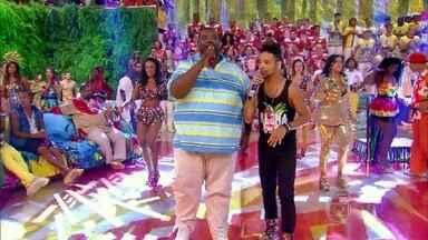 Novo no grupo Bom Gosto, Adriano canta com Mumuzinho e Péricles - Confira as parcerias