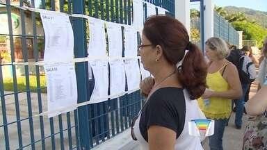 Milhares de candidatos prestam concurso da Prefeitura de Ubatuba - Provas do concurso público foram realizadas neste domingo (8).