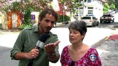 Felipe Andreoli vai à Vila Madalena conferir as reclamações dos moradores - Moradores reclamam de barulho, xixi nas ruas e até de sexo ao ar livre