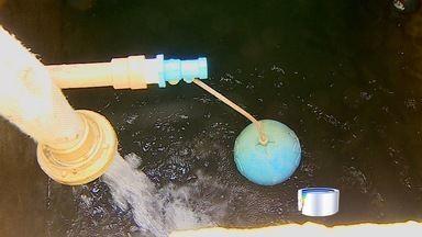 Faculdade e Fórum de São José dos Campos querem economizar água - Locais querem mudar rotina para economizar.