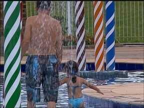 Atenção com as crianças deve ser redobrada para evitar afogamentos - Qualquer descuido pode ser fatal