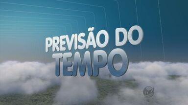 Confira a previsão do tempo para esta quarta-feira (11) - Confira a previsão do tempo para esta quarta-feira (11)