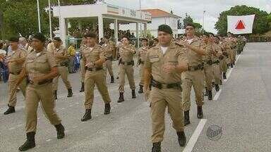 Sexta Região Militar e 8º Batalhão da PM têm novos comandantes - Sexta Região Militar e 8º Batalhão da PM têm novos comandantes