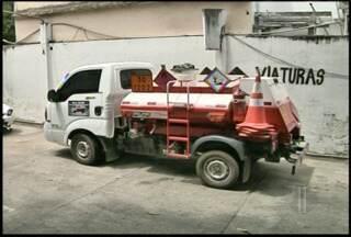 Três pessoas são detidas por utilizar combustível irregular em Campos, RJ - Envolvidos utilizavam combustível comum em embarcações.