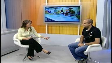 JA entrevista compisitor Gláucio Guterres - Samba enredo será apresentado na Sapucaí, no Rio de Janeiro.
