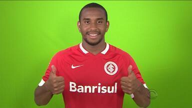 Anderson grava apresentação na escalação do Inter - Jogador está animado com a possível estreia no jogo desta quarta-feira (11) contra Cruzeiro.