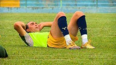 Paulo Baier estreia pelo Ypiranga contra Aimoré no Gauchão - Meia ainda não vai jogar os 90 minutos, mas estreia está garantida.