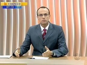 Renato Igor avalia a gestão municipal de Chapecó - Renato Igor avalia a gestão municipal de Chapecó