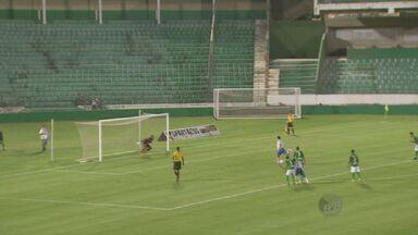 Guarani perde da Matonense por 2 a 0 pelo Paulista da Série A-2 - Em quatro partidas, é a primeira derrota bugrina.