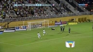 Bragantino toma virada e perde por 3 a 1 para o RB Brasil pelo Paulistão - Bragantino se mantém na segunda colocação do Grupo 4, com apenas três pontos conquistados em vitória na primeira rodada.