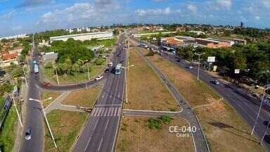 CE-040 no Ceará Visto de Cima - Confira imagens aéreas da rodovia.