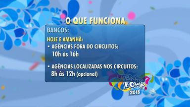 Confira como fica o funcionamento de estabelecimentos em Salvador nos próximos dias - Por causa do carnaval, shoppings, bancos, entre outros, têm horário de abertura alterado.