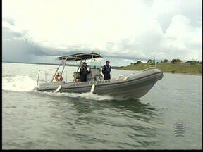 'Operação Verão' da Marinha orienta banhistas sobre perigos nos rios - Com o Carnaval, movimento nas represas da região tem aumento.