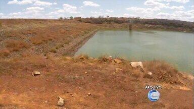 Baixo nível de água em reservatórios preocupa autoridades do Piauí - Secretario de Meio Ambiente fala sobre o assunto.