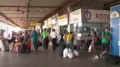 Passagem de ônibus intermunicipal sofre reajuste - O aumento será de 8,98% e entra em vigor a partir desta sexta (13).