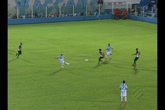 Com gol de Vanderson, Cametá vence Paysandu por 1 a 0 - Mapará ganha na Curuzu e assume a liderança.