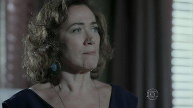 Maria Marta não aceita a demissão de José Pedro - Zé Alfredo não perdoa as armações do filho mais velho
