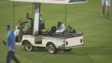 Guarani enfrenta o Oeste neste sábado (14) na 5ª rodado do Paulistão - O Guarani enfrenta o Oeste neste sábado (14), às 16h, no estádio dos Amaros, em Itápolis (SP), pela 5ª rodado do Campeonato Paulista.