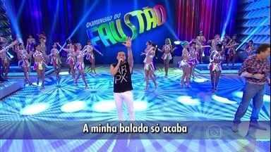 Wesley Safadão interpreta 'Xenhenhem' da banda Psirico - Música já está na boca da galera