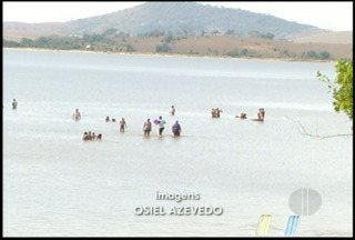Lagoa de Cima em Campos, RJ, é boa opção para quem quer sossego no Carnaval - Local recebe turistas de todo o estado.