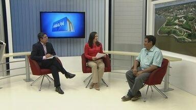 Entrevista com o secretário de Cultura, Disney Silva, sobre o carnaval amapaense - Entrevista com o secretário de Cultura, Disney Silva, sobre o carnaval amapaense.
