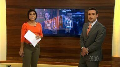 Confira os destaques do Bom Dia Goiás desta segunda-feira (23) - Mais uma audiência do caso do suposto serial killer de Goiânia está entre os destaques desta segunda-feira (23).