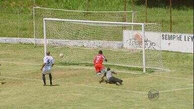 Tricordiano vence o CAP Uberlândia pelo Módulo II do Mineiro - Tricordiano vence o CAP Uberlândia pelo Módulo II do Mineiro