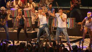 Timbalada recebe Neto LX e Igor Kannário na tradicional ressaca no Museu du Ritmo - Veja como foi a festa.
