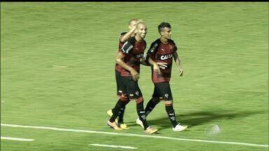 Vitória derrota o Colo-Colo pelo Campeonato Baiano - Confira as notícias do rubro-negro baiano.