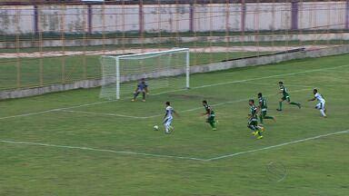 Boquinhense e Lagarto ficam só no empate pelo Sergipão - Boquinhense e Lagarto ficam só no empate pelo Sergipão