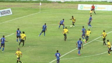Futebol: Cascavel vence o Nacional por 2 x 0 - Cascavel abriu o placar aos 29 minutos do primeiro tempo.