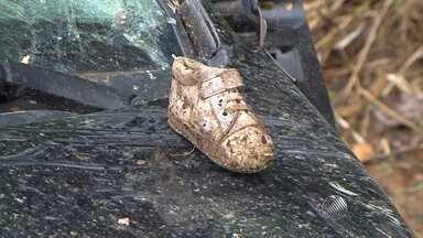 Bebê e mais cinco pessoas morrem em acidentes na BR-101, no sul do estado - Cinco acidentes foram registrados no trecho que fica entre São José da Vitória e Arataca.