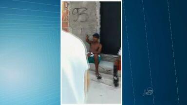 Polícia procura pessoas que mataram e filmaram ação no Ancurí - Polícia procura pessoas que mataram e filmaram ação no Ancurí, em Fortaleza.