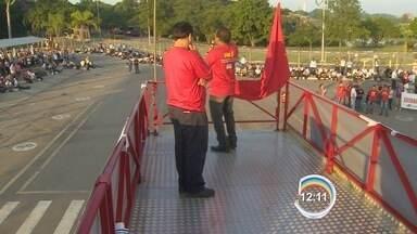 Funcionários da GM decidem manter greve - A paralisação teve início em toda a fábrica na última sexta-feira (20).