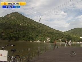 'Bike Repórter' percorre a badalada praia catarinense: Balneário Camboriú - 'Bike Repórter' percorre a badalada praia catarinense: Balneário Camboriú