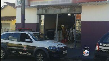 Comerciante é preso por estelionato em Jaboticabal, SP - Prisão aconteceu depois de denúncia anônima