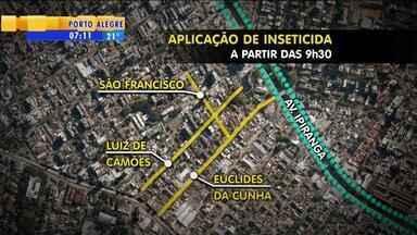 Após caso suspeito, Porto Alegre terá bloqueio contra febre chikungunya - Infecção provoca febre repentina e dores intensas nas articulações.