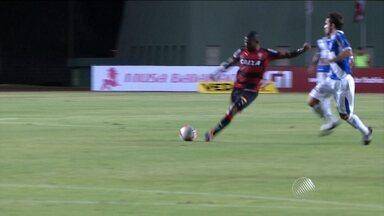 Vitória desperdiça chances e fica no 0 x 0 com o Galícia - Confira as notícias do rubro-negro baiano.
