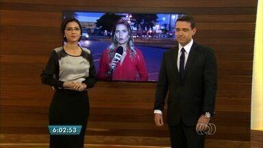 Confira os destaques do Bom Dia Goiás desta quinta-feira (26) - A prisão de uma quadrilha que roubava casas em Aparecida de Goiânia está entre os destaques desta quinta-feira (26).
