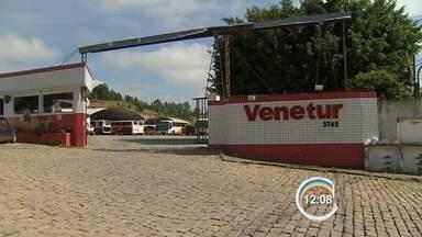 Quadrilha armada assalta empresa de ônibus em São José dos Campos - Ocorrência foi na noite desta quarta-feira (25) no bairro Alto da Ponte. Polícia investiga o caso; ninguém foi preso até o momento.