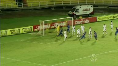 Barra Mansa e Resende ficam no 1 a 1 em clássico regional pelo Carioca - Partida, na noite de quarta-feira (25), encerrou a sexta rodada do estadual; jogo aconteceu no Estádio Raulino de Oliveira, em Volta Redonda.