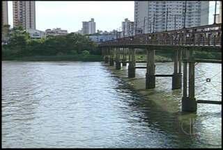 ANA anuncia mais uma redução de vazão do Rio Paraíba do Sul, no RJ - Crise hídrica preocupa autoridades.