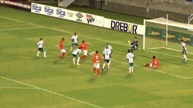 Veja os gols de Cuiabá 1 x 1 União - Partida foi disputada na Arena Pantanal